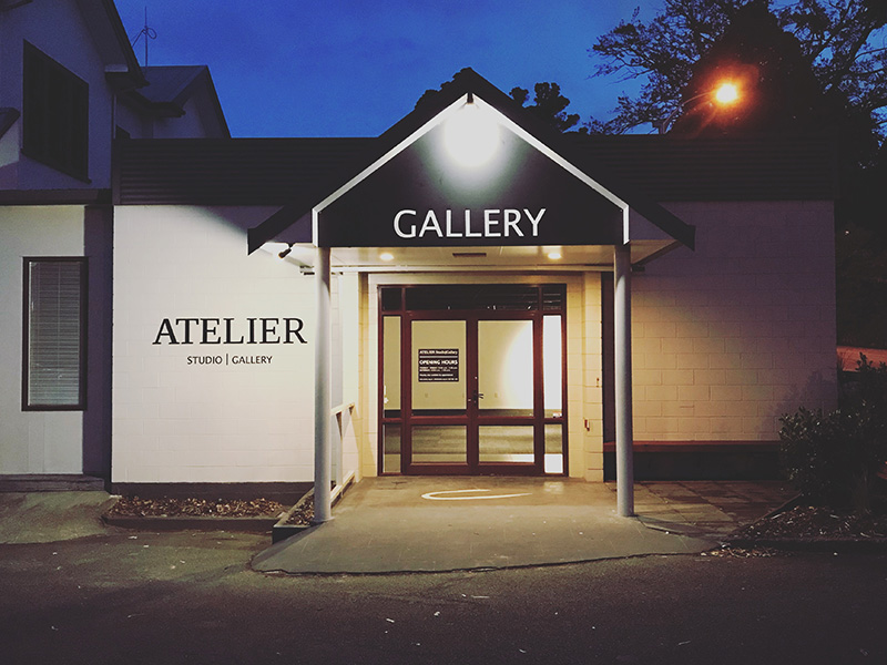 ATELIER Studio|Gallery Front Entrance