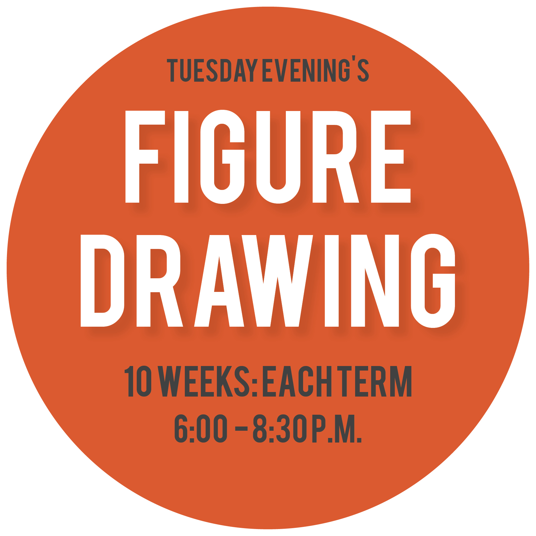 Term 3 Class 2018 - Figure Drawing